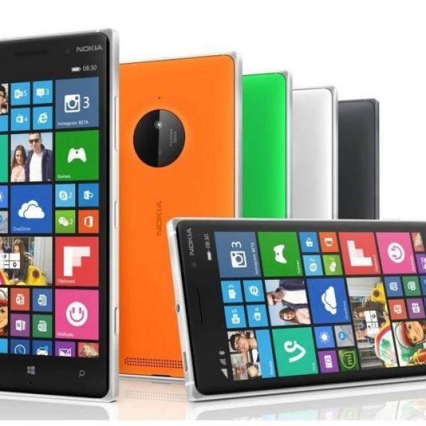 Microsoft (Nokia) Lumia 830