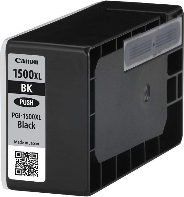 Cartouche noire Canon 1500XL