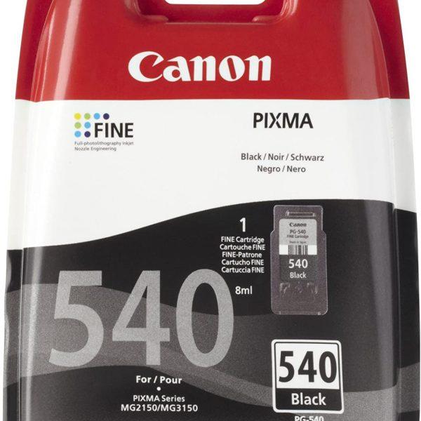 Cartouche d'encre noire Canon 540
