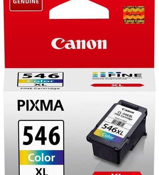 Cartouche couleur grande capacité Canon 546XL