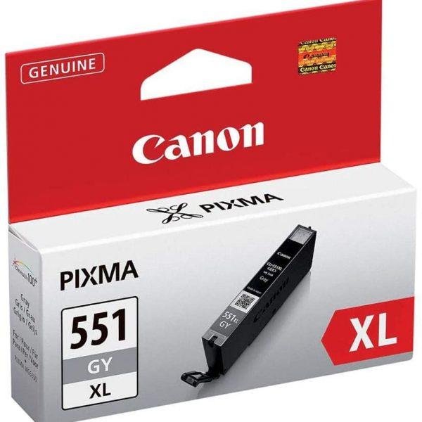 Cartouche Grise Canon 551XL