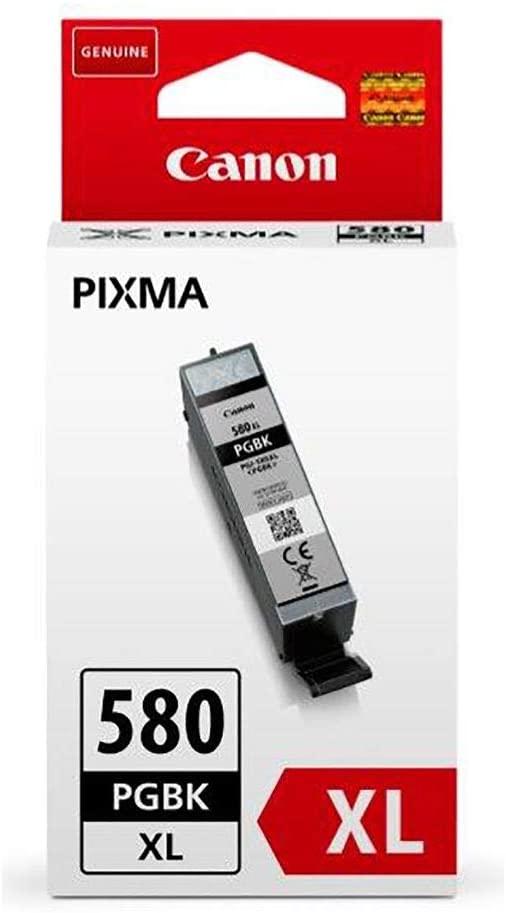Encre noire Canon PGBK580XL