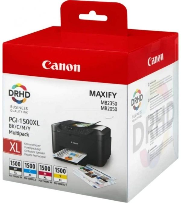 Multipack Canon PGI-1500XL