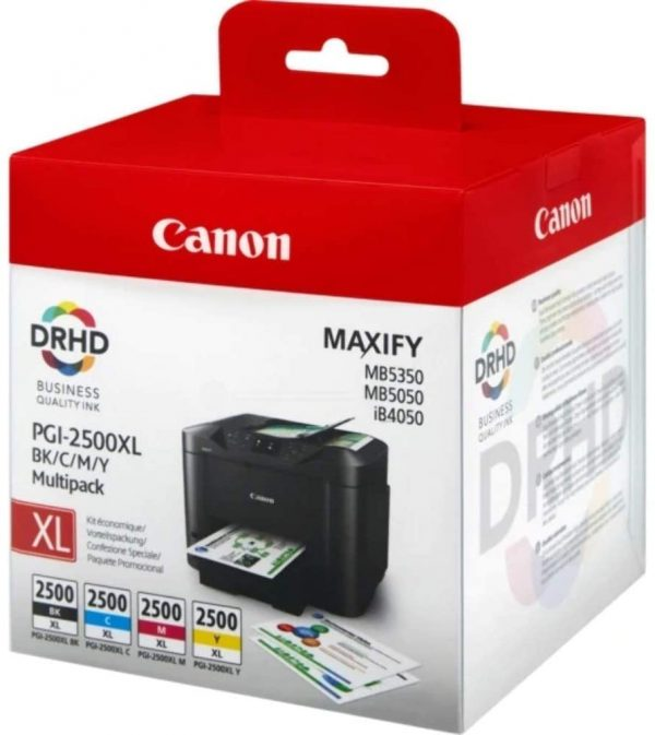 Multipack Canon PGI-2500XL