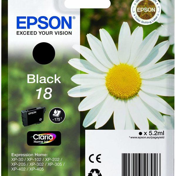 Epson 18 noire