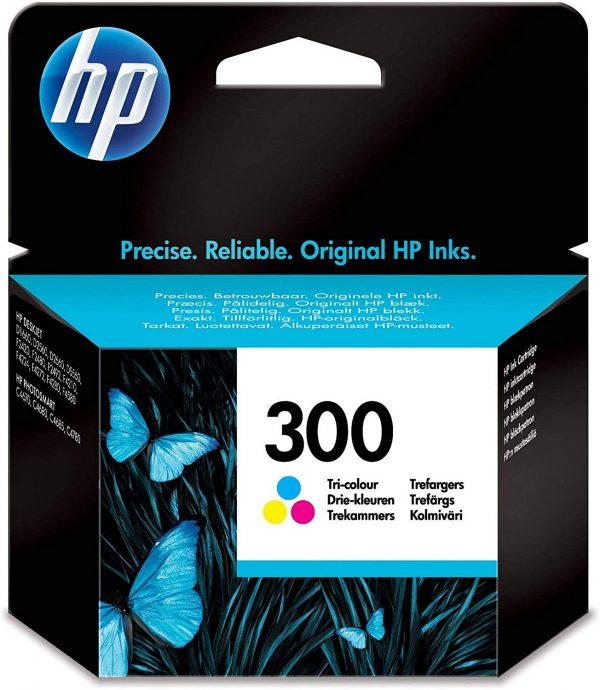 Cartouche d'encre couleur HP 300