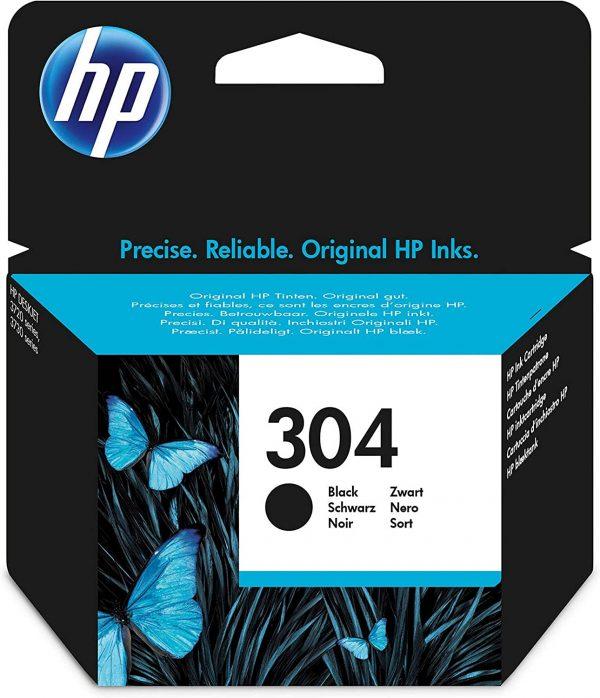 Cartouche HP304 noire