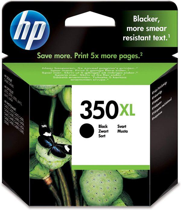 Cartouche HP350XL