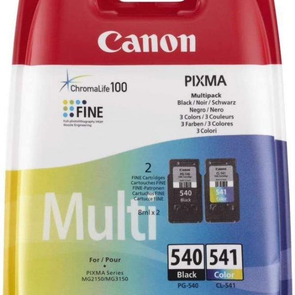 Multipack Canon PG-540/CL-541