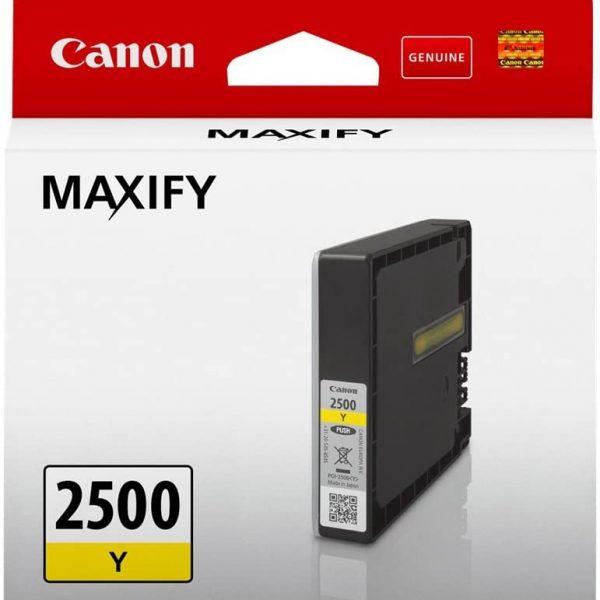 Cartouche Canon PGI-2500XLY