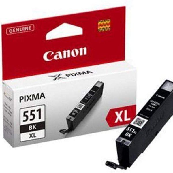 Cartouche Noire Canon 551XL